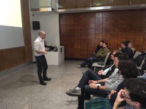 Gian Andrea Fanella, marketing manager e co-founder di IoT Xperts Roma